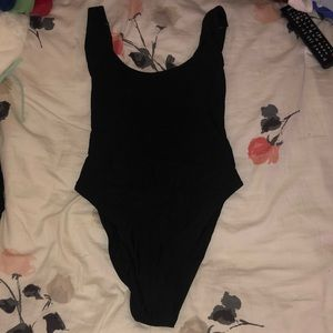 High cute American eagle one piece swimsuit